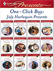One-Click Buy: July Harlequin Presents: Forbidden: The Billionaire's Virgin Princess\The Australian Millionaire's Love-Child\The Billionaire Boss's Secretary ... Baby\The Sheikh's Blackmailed Mistress