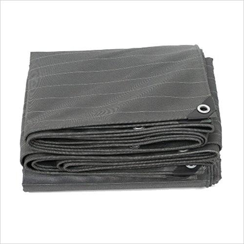YANGFEI 防水シート ブラック防水日焼け止め日焼け止め防水布耐久性腐食保護キャノピー布カスタマイズ可能ないとこ0.5mm -560g/m2 耐久性に優れています (サイズ さいず : 3*4m) B07F7P2X3N 3*5m