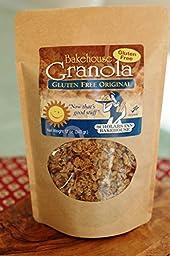 NEW!! Bakehouse Gluten Free Original Granola