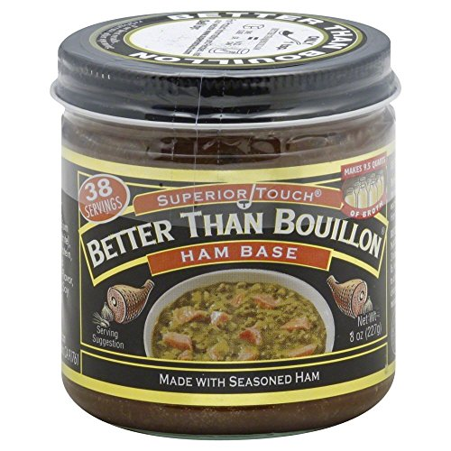 - Better Than Bouillon Ham Base -- 8 oz