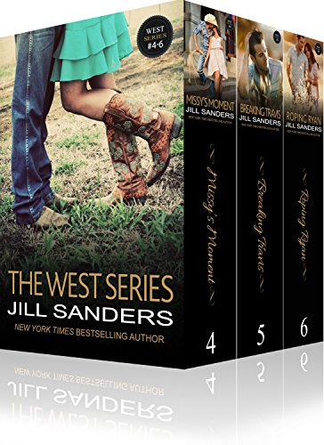 (The West Series Books 4-6 (West Series Boxset Book 2))
