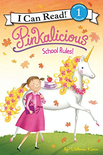 - Pinkalicious: School Rules! (I Can Read Level 1)
