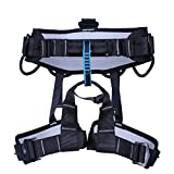 ROBAG Rock Climbing Harness Outdoor Half-Sitting Mountaineering Rescue Aerial Work Downhill Protection Belt Equipment