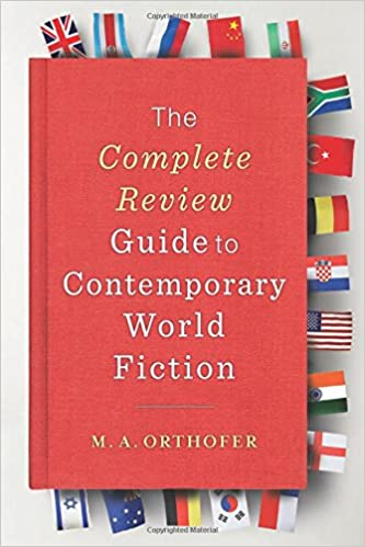 amazoncom the complete review guide to contemporary world fiction 9780231146753 m a orthofer books