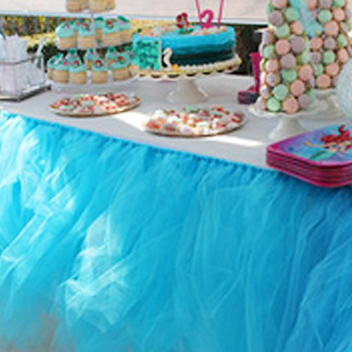 Irish Setter Tutu Tulle Skirt Table Skirt Chiffon, Tablec...