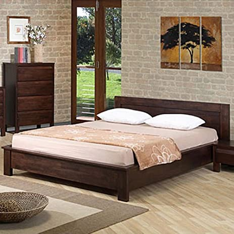 alsa queen platform bed this platform bed frame is perfect for a bedroom set in