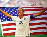 Abby Wambach Signed 16x20 Photo Team USA - PSA/DNA Authenticated