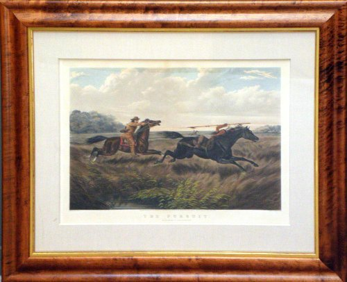 Currier & Ives Fine Art (The Pursuit)