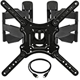 InstallerParts Corner TV Wall Mount for Most 23