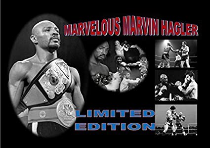 marvelous marvin hagler limited edition
