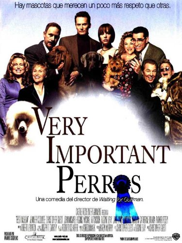 Best in Show Movie Poster (27 x 40 Inches - 69cm x 102cm) (2000) Spanish -(Christopher Guest)(Michael McKean)(Parker Posey)(Eugene Levy)(Catherine O'Hara)(Fred Willard)