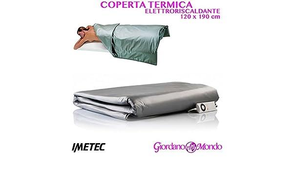 Manta térmica Camilla masaje eléctrica para tratamientos estetici 120 x 190 cm profesional para esteticista: Amazon.es: Salud y cuidado personal