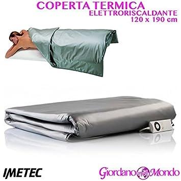 Manta térmica Camilla masaje eléctrica para tratamientos ...