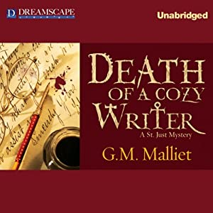 Death of a Cozy Writer Audiobook