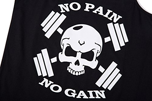 dceaeee494b0d YSENTO Mens Stringer Tank Top Gym Workout Racerback Sleeveless Shirt  Bodybuilding Tee