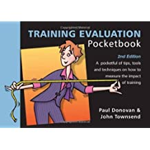 Training Evaluation Pocketbook by Paul Donovan (2014-04-30)
