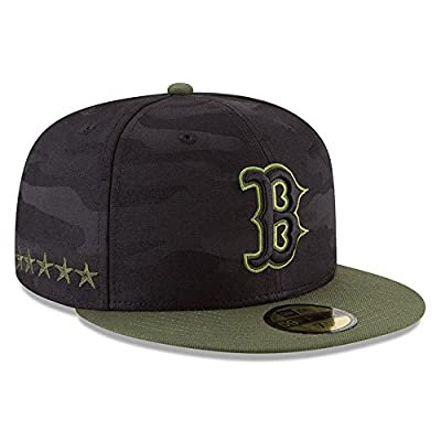 New Era Boston Red Sox Memorial Day Fitted Cap 59fifty Basecap Limited Special Edition
