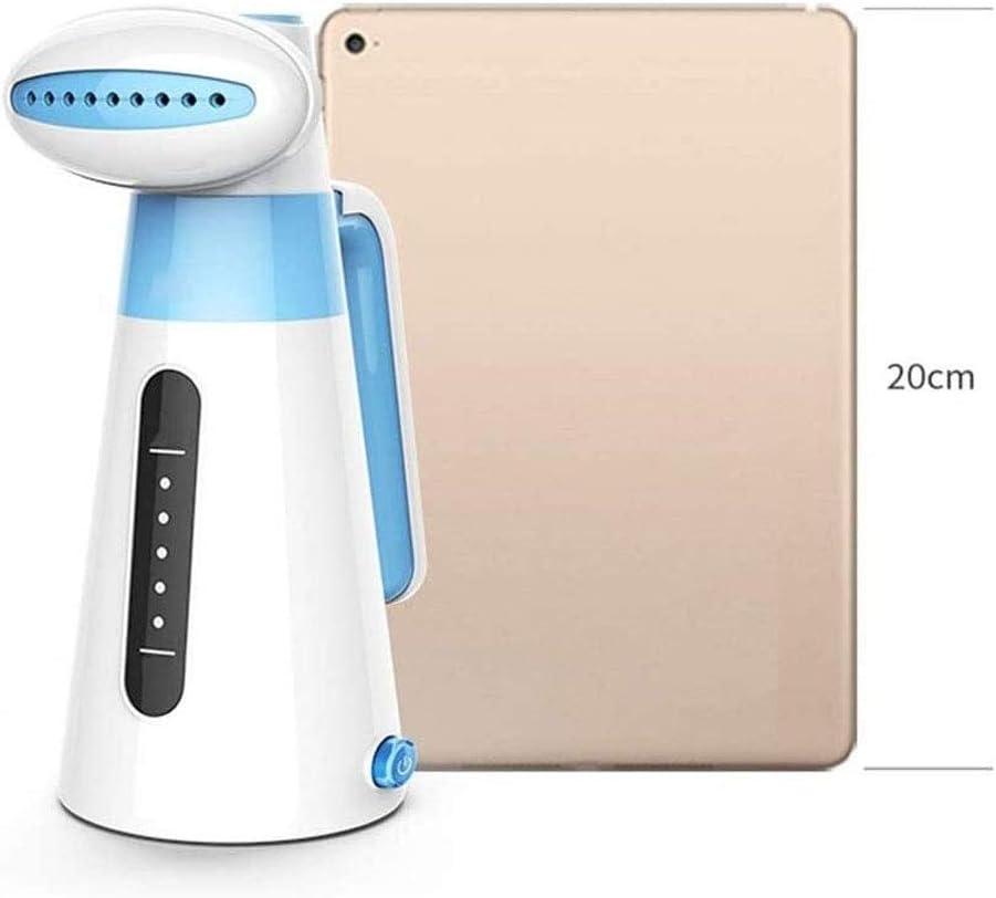 TIANQIZ Défroisseur Mini Vapeur Accueil Dortoir Étudiants Petite Puissance Rapide Wrinkle Repassage Machine (Color : Pink) Blue