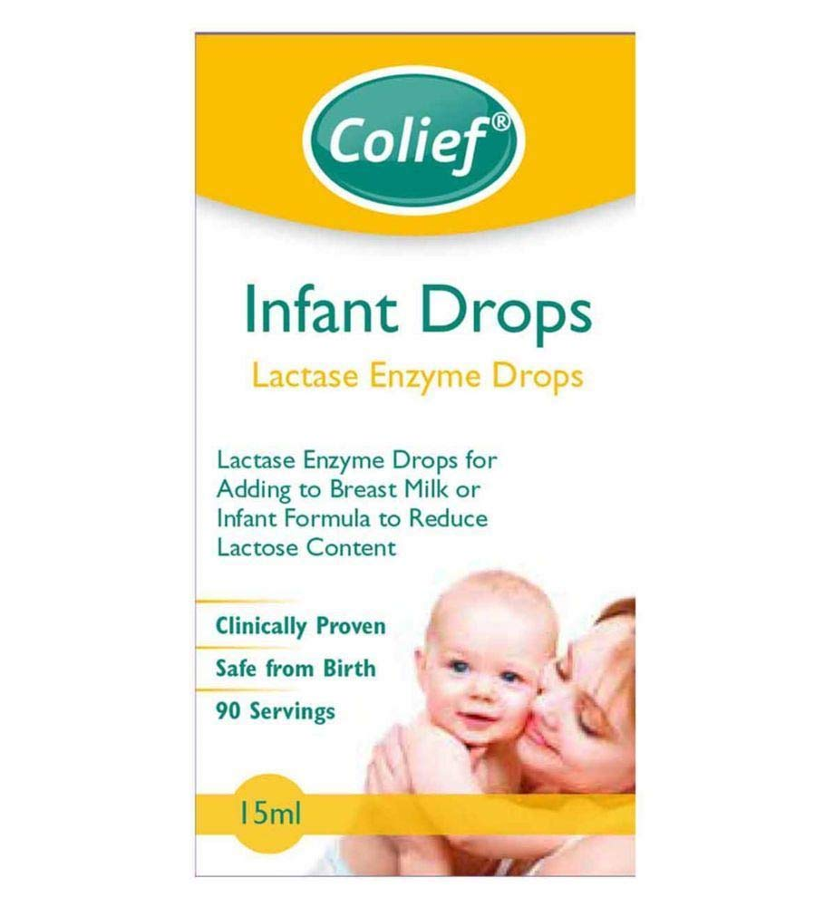 Colief Infant Drops - 15ml - 2 Pack by Colief