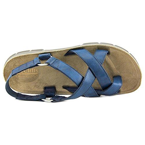White Mountain Baffle Pelle Sandalo