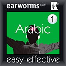 Rapid Arabic (Modern Standard Arabic): Volume 1 Audiobook by earworms Learning Narrated by Marlon Lodge