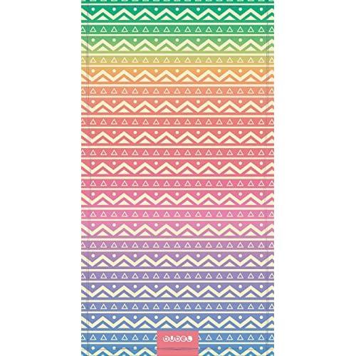 Bubel Trama Serviette Multicolore