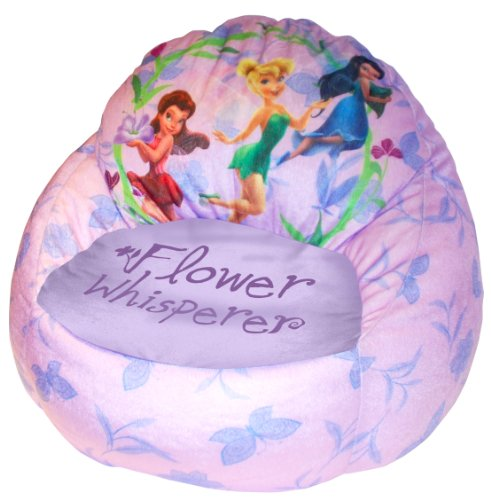 Disney Tinkerbell Bean Bag (Disney Tinkerbell Lounge)