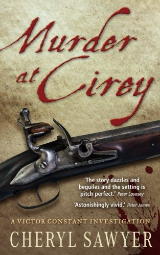 Read Online Murder at Cirey: A Victor Constant investigation (The Victor Constant Investigations) (Volume 1) PDF