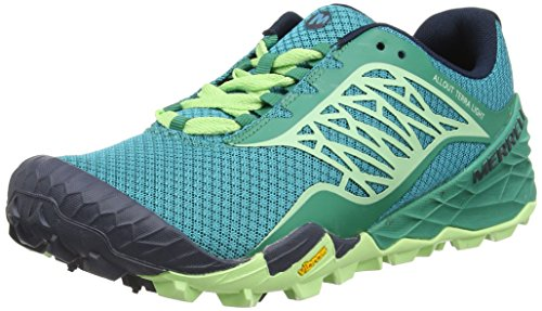 Merrell All Out Terra Light Women's Walking Shoes - SS16 Bright Green hot sale cheap price cheap new cheap Manchester ZjQkRzV6T