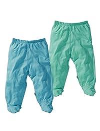Babysoy Eco Essential Footie Pants Set