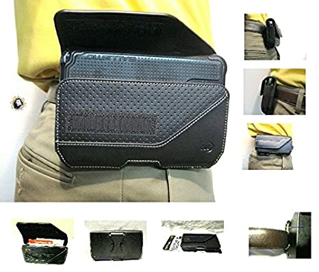 promo code 56e0f e3ffb Amazon.com: LG Q6 Otterbox Case For Rugged Extended Holster Pouch ...
