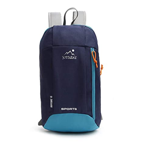 e93cbfaf61 Image Unavailable. Image not available for. Color  SUNLEE Waterproof Gym  Cycling Bag Women Foldable Backpack Nylon Outdoor Sport Luggage Bag for  Fitness ...