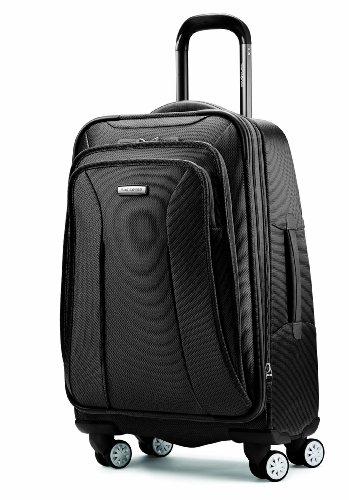 Samsonite Luggage Hyperspace XLT Spinner 21 Exp, Black, One Size