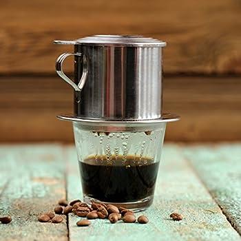 Amazon.com: Authentic Vietnamese Coffee Phin Filter Press ...