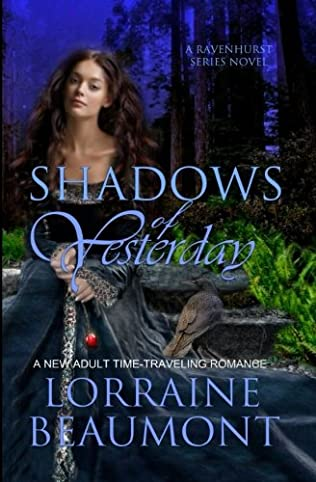 book cover of Shadows of Yesterday