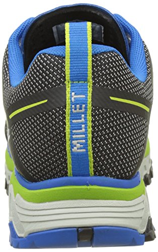Millet Blue Zapatillas Alpine Adulto Electric Multicolor Unisex Grey 000 de Senderismo Rush vEvxqwdr
