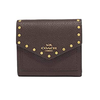 info for 1f548 a3dc6 Amazon | (コーチ) COACH 2018AW 折り財布 SMALL WALLET ...