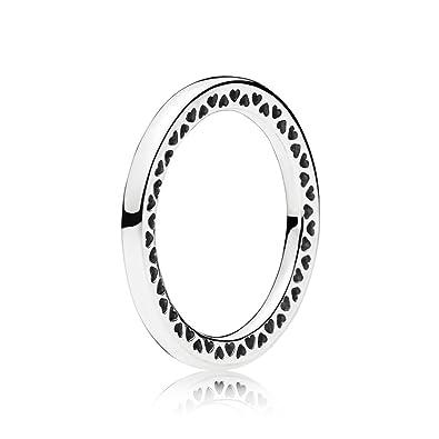 Pandora Women Silver Promise Ring - 196237-56 tW1Hw