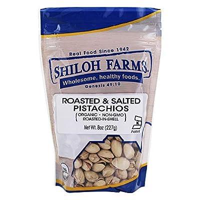 Shiloh Farms - Roasted & Salted Pistachios - 8 oz.