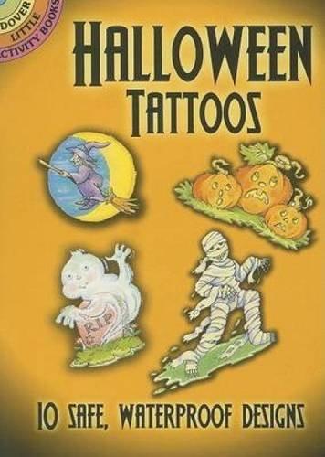 Download Halloween Tattoos (Dover Tattoos) pdf