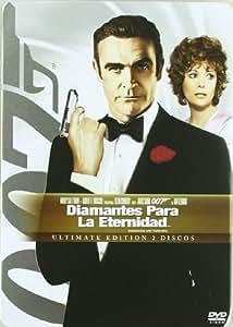 007 Diamantes para la eternidad (Edición caja metálica) [DVD]