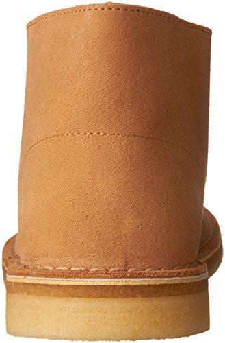 Clarks Originals Heren Desert Boot Fudge Suede