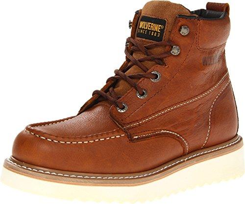 Wolverine Men's W08288 Wolverine Boot, Brown, 9.5 M US
