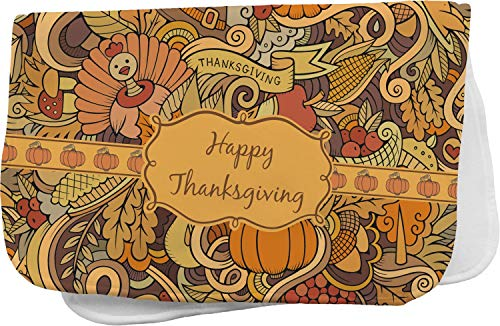 Thanksgiving Burp Cloth (Personalized)