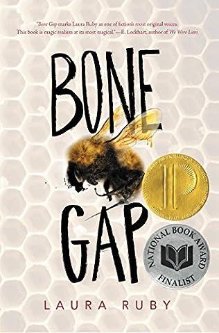 book cover of Bone Gap
