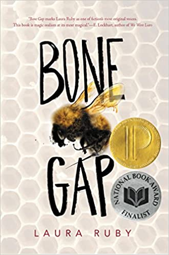 Image result for the bone gap by laura ruby