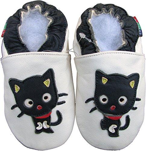 Black Cat White S 18-24m