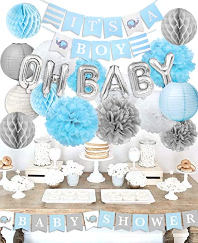 Boy Baby Shower Decorations - It's A Boy