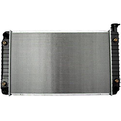 OCPTY Aluminum Radiator Replacement fit for LR1475 1992-1996 Chevrolet Lumina 1992-1995 Oldsmobile Silhouette Pontiac Trans