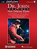 Dr. John Teaches New Orleans Piano - Complete Edition: Listen & Learn Series Includes Books 1, 2 & 3 (Piano: Listen & Learn)